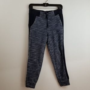 Ann Taylor terry jogger pants size small